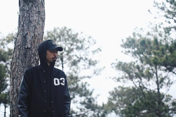 Rapper Đen bắt tay cùng Triple D dành tặng ca khúc riêng cho các phượt thủ - Ảnh 3.