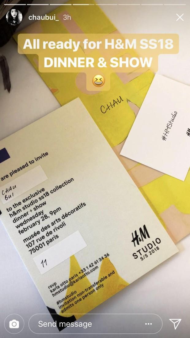 Vừa tái hợp, Châu Bùi và Decao đã được mời sang dự Paris Fashion Week - Ảnh 2.