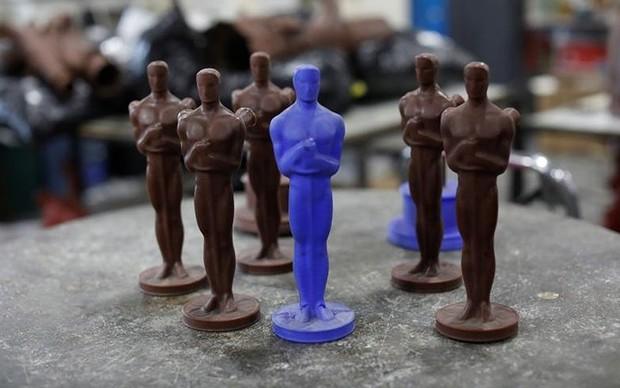 Khám phá quy trình sản xuất tượng vàng Oscar danh giá - Ảnh 2.