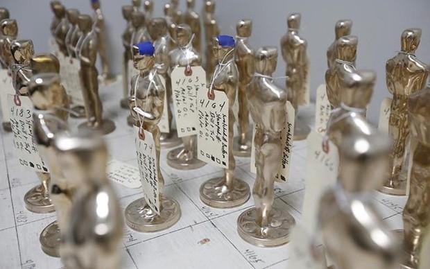 Khám phá quy trình sản xuất tượng vàng Oscar danh giá - Ảnh 11.