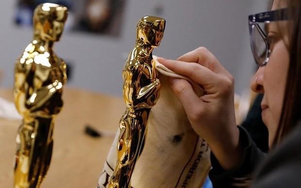 Khám phá quy trình sản xuất tượng vàng Oscar danh giá - Ảnh 12.
