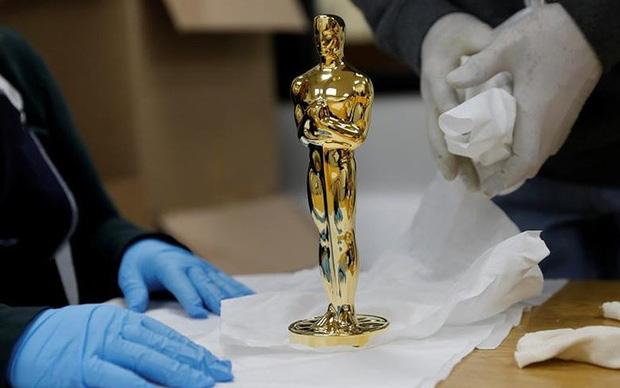 Khám phá quy trình sản xuất tượng vàng Oscar danh giá - Ảnh 14.