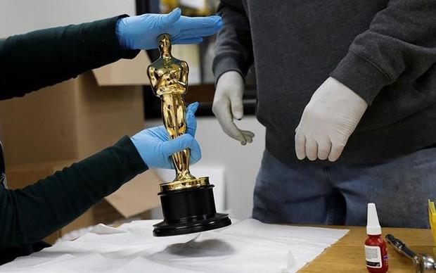 Khám phá quy trình sản xuất tượng vàng Oscar danh giá - Ảnh 15.