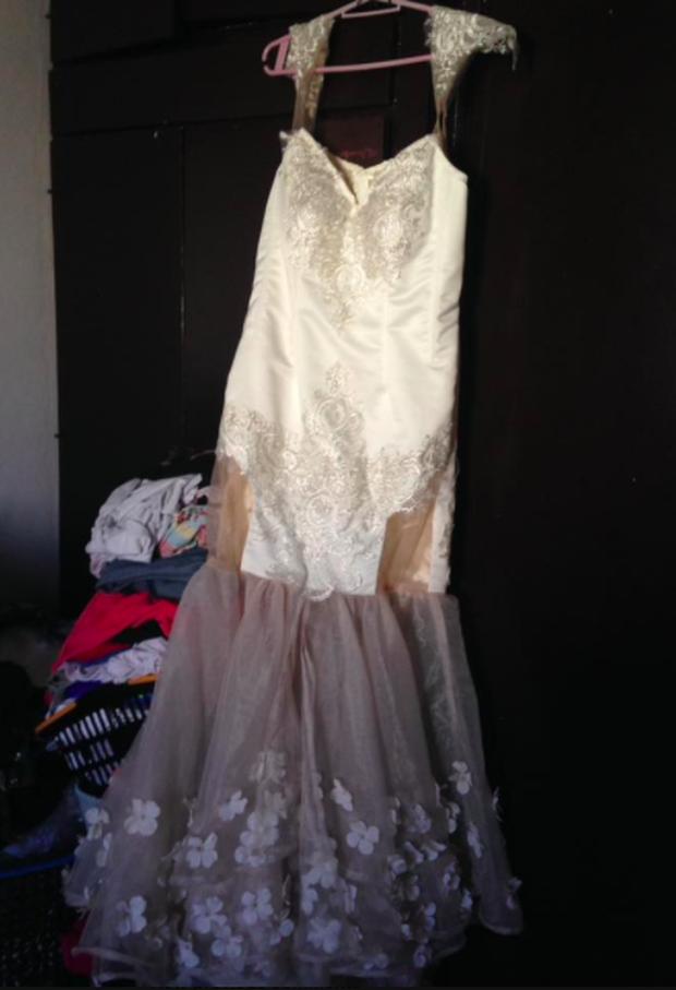 Tin tưởng nhờ bạn may váy cưới với giá 15 triệu đồng, cô dâu tá hỏa khi nhận được sản phẩm ngoài sức tưởng tượng - Ảnh 4.