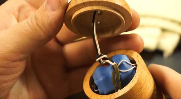 Hướng dẫn tự chế quả cầu disco từ một chiếc bóng đèn sợi đốt cũ - Ảnh 6.