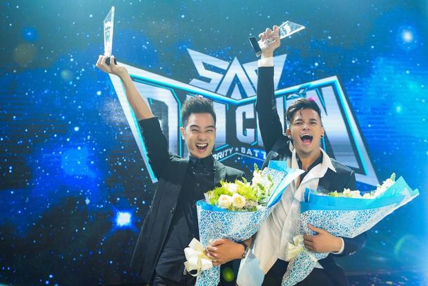 Trọng Hiếu - SlimV giành chiến thắng tại Sao đại chiến - Ảnh 1.