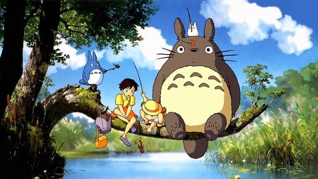 Hội sinh vật thương hiệu của xưởng phim Studio Ghibli (Phần cuối) - Ảnh 1.