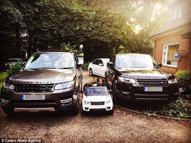 Chi 650 triệu mua sắm cho con trai 2 tuổi, cặp vợ chồng trẻ vẫn khẳng định không làm hư con - Ảnh 5.