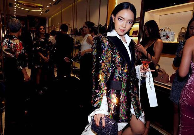 Để tóc dài trang điểm đậm đã không hợp, Hoa hậu HHen Niê còn thua Tóc Tiên trong khoản mix đồ khi đụng hàng - Ảnh 8.