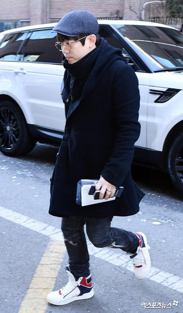 Dàn sao siêu sang chảnh dự đám cưới Taeyang: 2NE1 và WINNER như đi thảm đỏ, Black Pink đọ sắc người đẹp không tuổi - Ảnh 53.