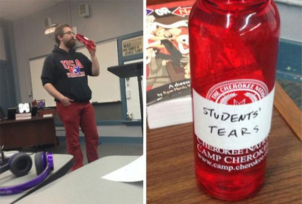 10 bức ảnh chứng minh giáo viên cấp 3 hài hước hơn giảng viên đại học - Ảnh 9.