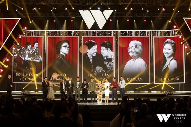 """WeChoice Awards 2017: Lộ diện """"top 5 + 1"""" Đại sứ truyền cảm hứng do Hội đồng thẩm định lựa chọn - Ảnh 2."""