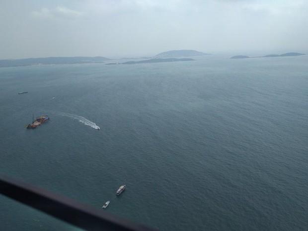 Ngắm cáp treo dài nhất thế giới tại Phú Quốc ngày khánh thành - Ảnh 14.
