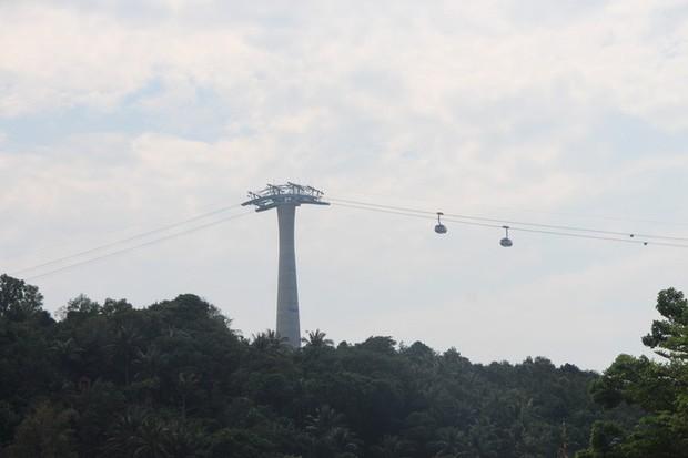 Ngắm cáp treo dài nhất thế giới tại Phú Quốc ngày khánh thành - Ảnh 6.