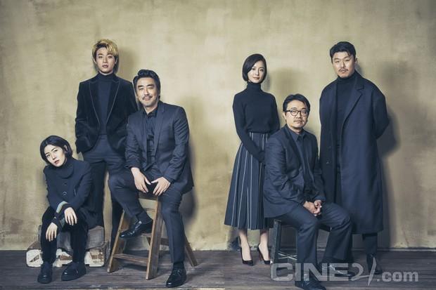 Hai phim của đạo diễn Train to Busan và Lee Byung Hun bám nhau sát nút tại phòng vé Hàn - Ảnh 2.