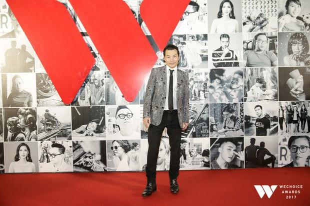 Không kém các mỹ nhân, dàn mỹ nam cũng mỗi người một vẻ công phá thảm đỏ Gala WeChoice Awards 2017 - Ảnh 13.