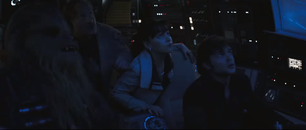 """""""Thời niên thiếu của Han Solo"""" chuẩn bị tấn công rạp chiếu, fan Star Wars hãy sẵn sàng - Ảnh 3."""
