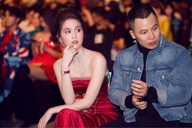 Nào chỉ có váy áo, thảm đỏ WeChoice Awards còn hội tụ cả những món trang sức tiền tấn - Ảnh 4.