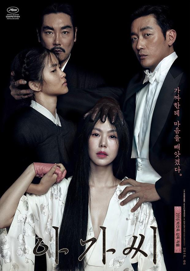 Hậu trường ít ai biết của cảnh nóng phim Hàn 18+ The Handmaiden - Ảnh 1.