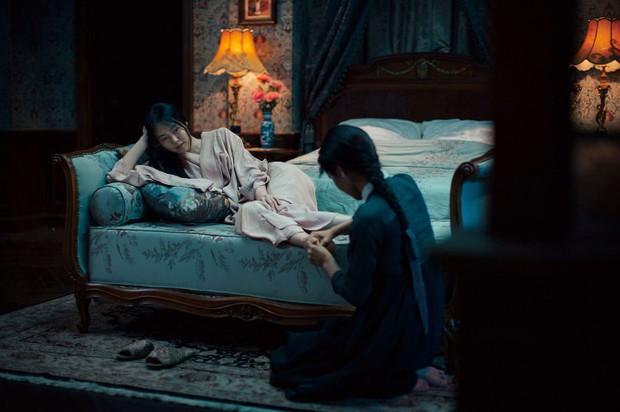 Hậu trường ít ai biết của cảnh nóng phim Hàn 18+ The Handmaiden - Ảnh 3.