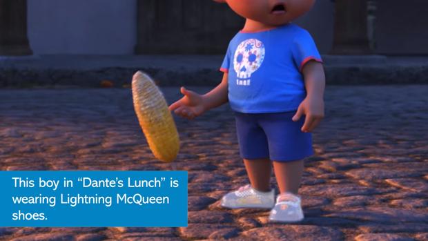 Chẳng cần đợi bạn soi, Pixar hé lộ tất cả các Trứng phục sinh trong các phim hoạt hình của họ - Ảnh 4.