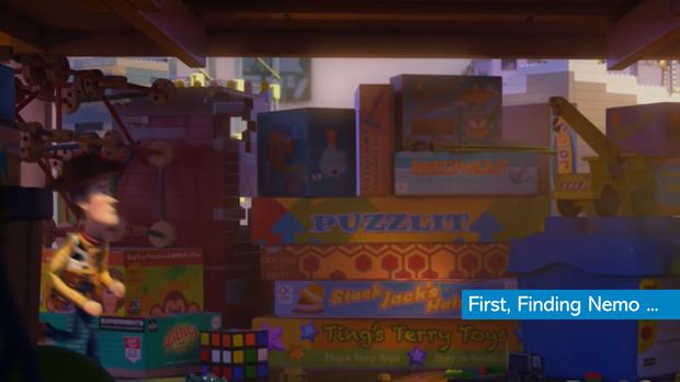 Chẳng cần đợi bạn soi, Pixar hé lộ tất cả các Trứng phục sinh trong các phim hoạt hình của họ - Ảnh 5.