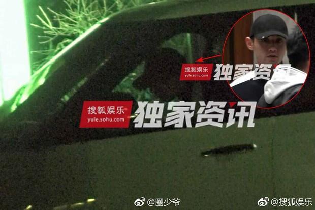 Thuốc độc phòng vé Cảnh Điềm lộ ảnh hôn đắm đuối VĐV bóng bàn số 1 Trung Quốc - Ảnh 3.
