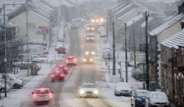 Nước Anh đối mặt với nguy cơ lạnh nhất trong 6 năm: Met Office đưa ra mức cảnh báo vàng - Ảnh 1.