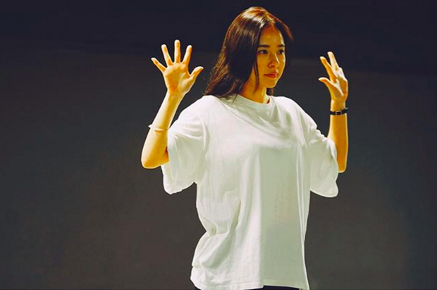 Bất kể xuân hạ thu đông, Min Hyo Rin cũng luôn trung thành với công thức mix đồ này  - Ảnh 13.