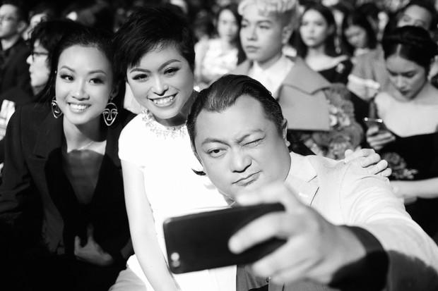 Loạt ảnh các khoảnh khắc đẹp đến nao lòng của sao Việt trong đêm Gala WeChoice Awards 2017 - Ảnh 12.