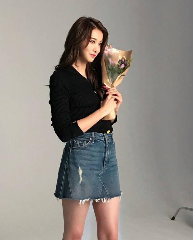 Ác nữ Cheese in the Trap bản điện ảnh gây choáng với đôi chân quá đẹp không cần photoshop - Ảnh 6.