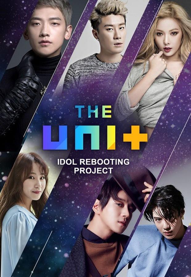 Produce 101 bản Trung hồn nhiên mượn nhạc của The Unit không xin phép - Ảnh 3.