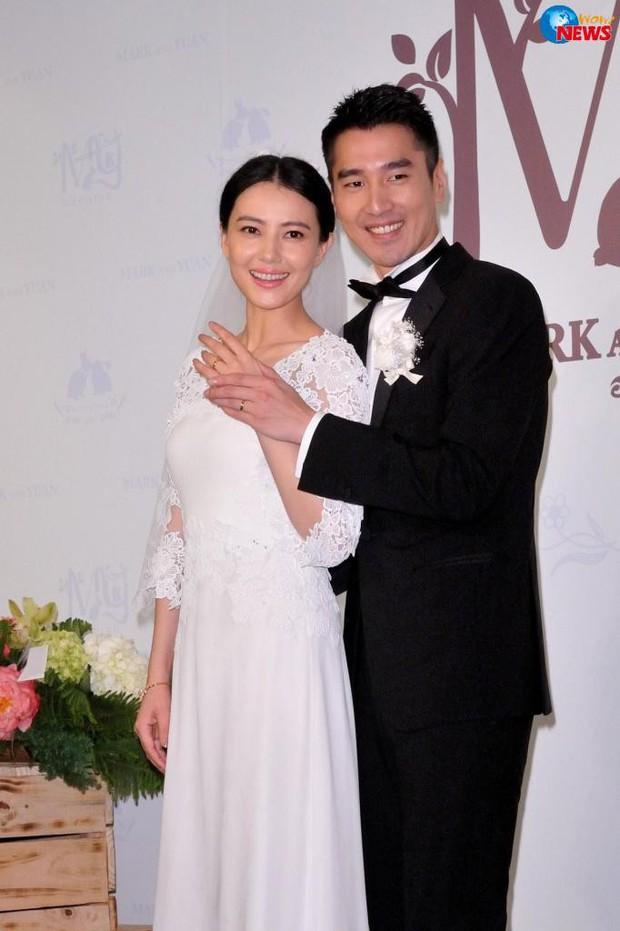 Cùng với Min Hyo Rin, nhiều người đẹp cũng lựa chọn trang sức của thương hiệu này cho ngày trọng đại - Ảnh 8.