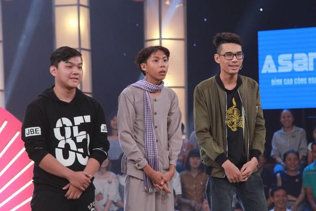 Thách thức danh hài: Cô bé 13 tuổi thổ lộ chưa đi diễn, nhưng bị phát hiện từng là thí sinh của gameshow hài - Ảnh 8.