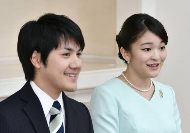 Công chúa Nhật Bản bất ngờ hoãn đám cưới - Ảnh 1.