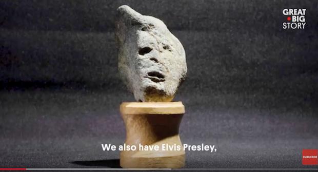 Ghé thăm bảo tàng độc nhất vô nhị tại Nhật Bản: Lưu giữ hơn 1000 viên đá hình mặt người - Ảnh 5.
