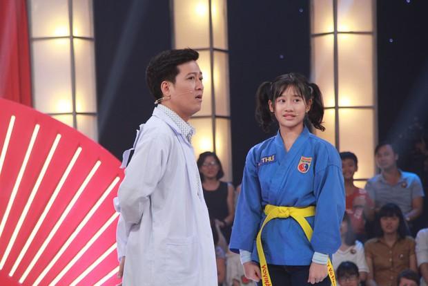 Thách thức danh hài: Cô bé 13 tuổi thổ lộ chưa đi diễn, nhưng bị phát hiện từng là thí sinh của gameshow hài - Ảnh 14.