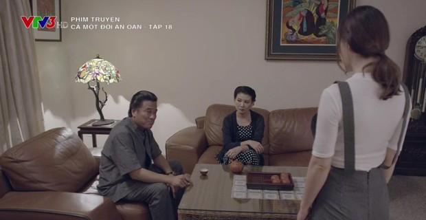 Cả một đời ân oán: Bị Hồng Đăng mắng trước mặt tình cũ, Lan Phương mạnh mồm phán sinh con trai - Ảnh 9.