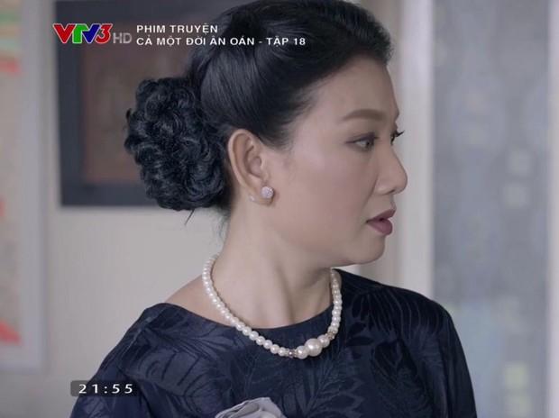 Cả một đời ân oán: Bị Hồng Đăng mắng trước mặt tình cũ, Lan Phương mạnh mồm phán sinh con trai - Ảnh 1.