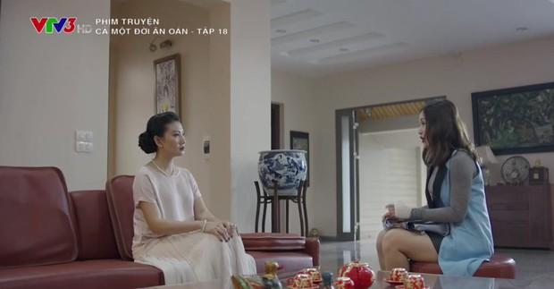 Cả một đời ân oán: Bị Hồng Đăng mắng trước mặt tình cũ, Lan Phương mạnh mồm phán sinh con trai - Ảnh 11.