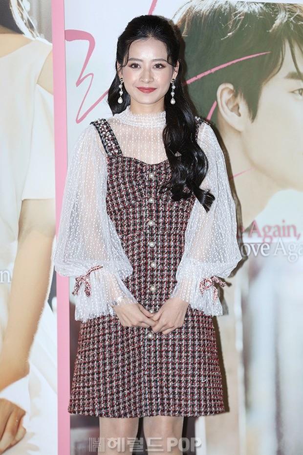 Cùng bị dìm tại sự kiện: Nữ thần Kpop đẹp mê hồn, Chi Pu được gọi là Kim Tae Hee Việt Nam nhưng mặt sao thế này? - Ảnh 10.