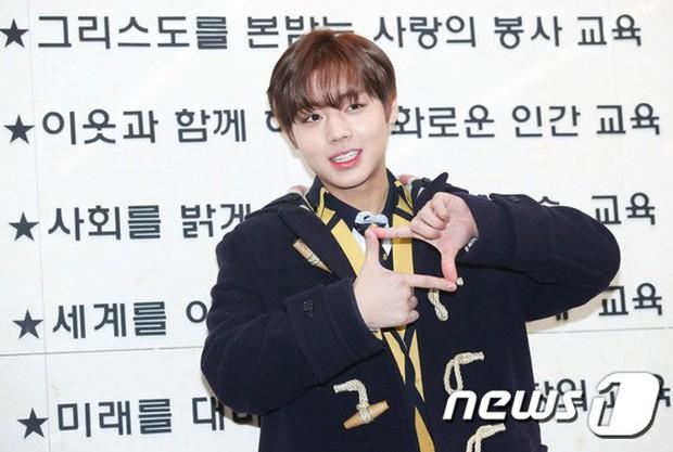 Loạt idol Kpop tốt nghiệp hôm nay: Kim Yoo Jung đẹp đến đẳng cấp nữ thần, Wanna One và NCT đọ vẻ điển trai - Ảnh 8.