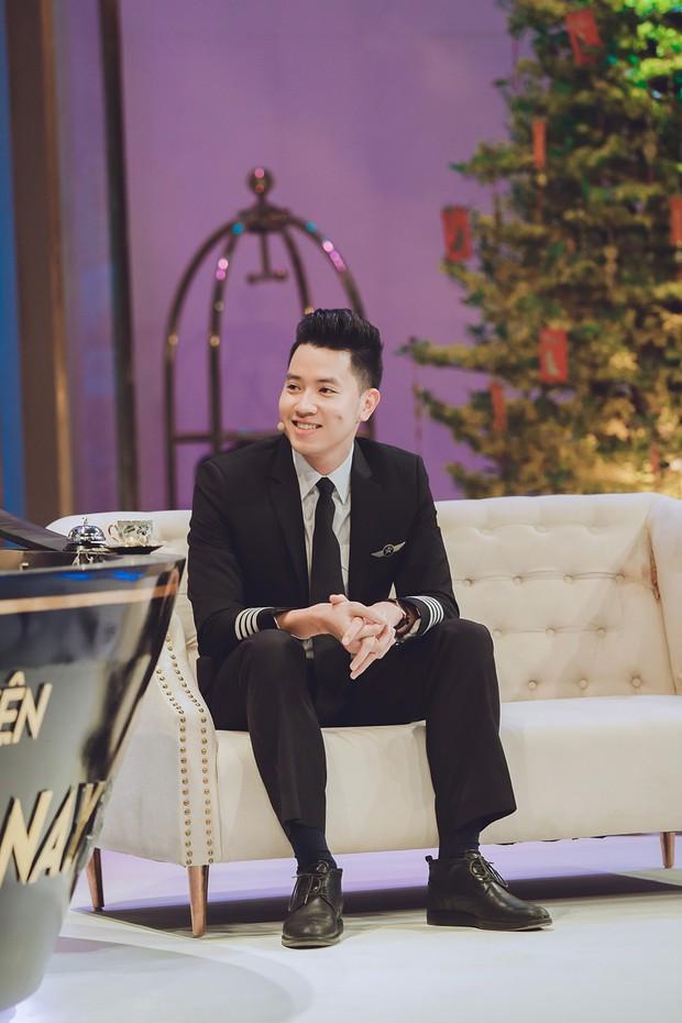 Cơ trưởng trẻ nhất Việt Nam - Nguyễn Quang Đạt thú nhận đã có người yêu, khoe giọng ngọt với Sau tất cả - Ảnh 5.