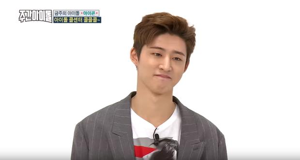 Thành viên iKON khoái chí khi lần đầu thấy trưởng nhóm cool ngầu... tỏ vẻ dễ thương - Ảnh 4.
