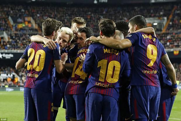 Bom tấn khai hỏa, Barca vào chung kết Cúp Nhà vua Tây Ban Nha - Ảnh 8.