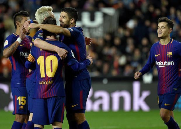 Bom tấn khai hỏa, Barca vào chung kết Cúp Nhà vua Tây Ban Nha - Ảnh 11.
