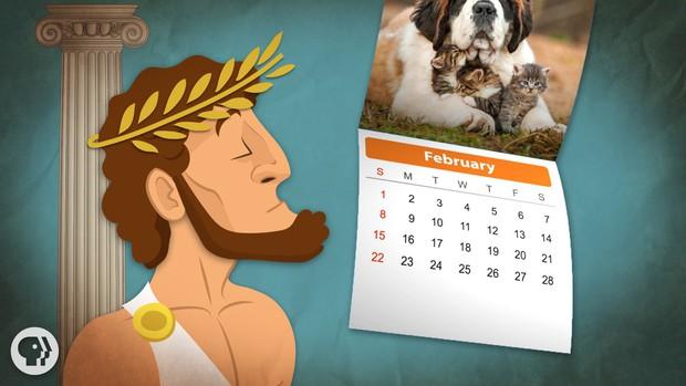 Hỏi dễ nhưng đố bạn biết: Vì sao tháng Hai lại chỉ có 28 ngày? - Ảnh 1.