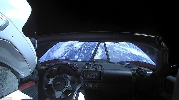 Hành trình của Starman - kẻ du hành đơn độc giữa vũ trụ, đem theo giấc mơ điên rồ cộp mác Elon Musk - Ảnh 3.