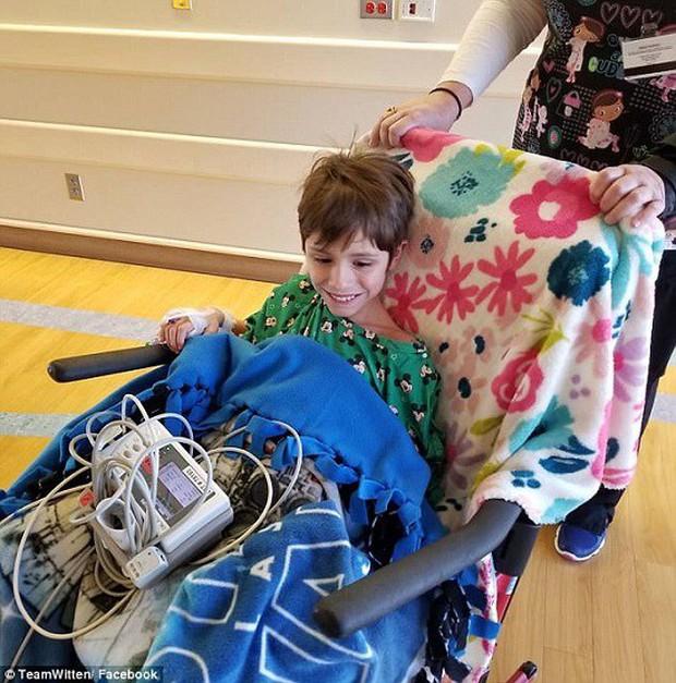 Cậu bé 8 tuổi mất khả năng vận động và ngôn ngữ chỉ vì virus cúm tấn công - Ảnh 5.