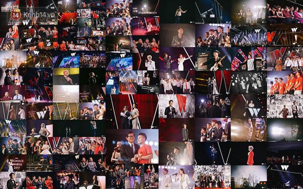 Mai Nguyên Anh: Người đứng sau những khung hình của 19 giải đề cử WeChoice Awards 2017 - Ảnh 1.